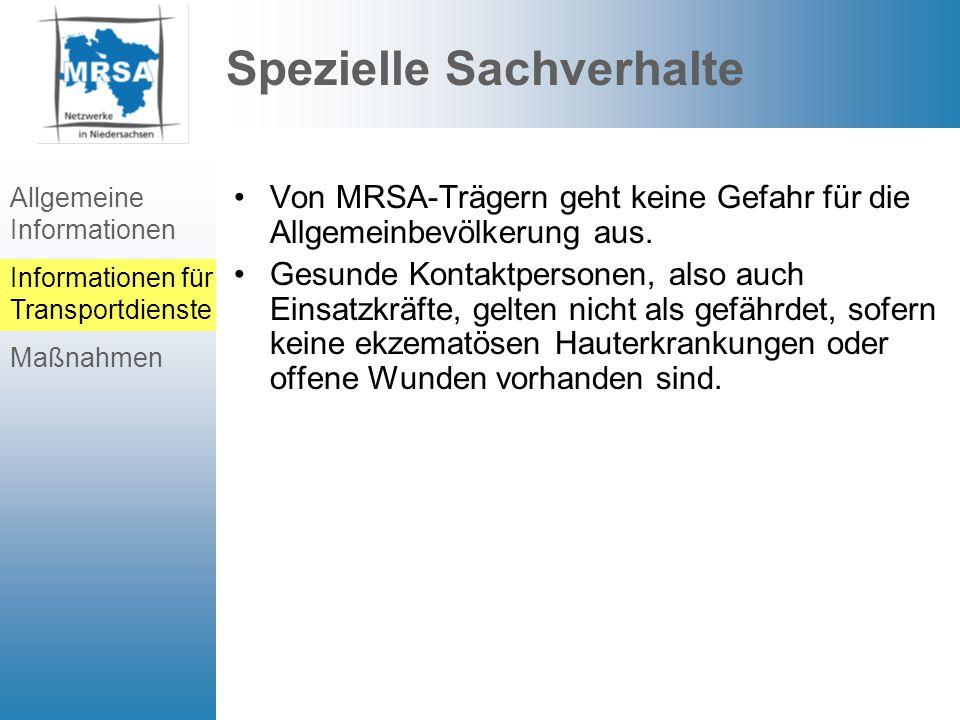 """Testfragen Was bedeutet die Kürzel """"MRSA ."""