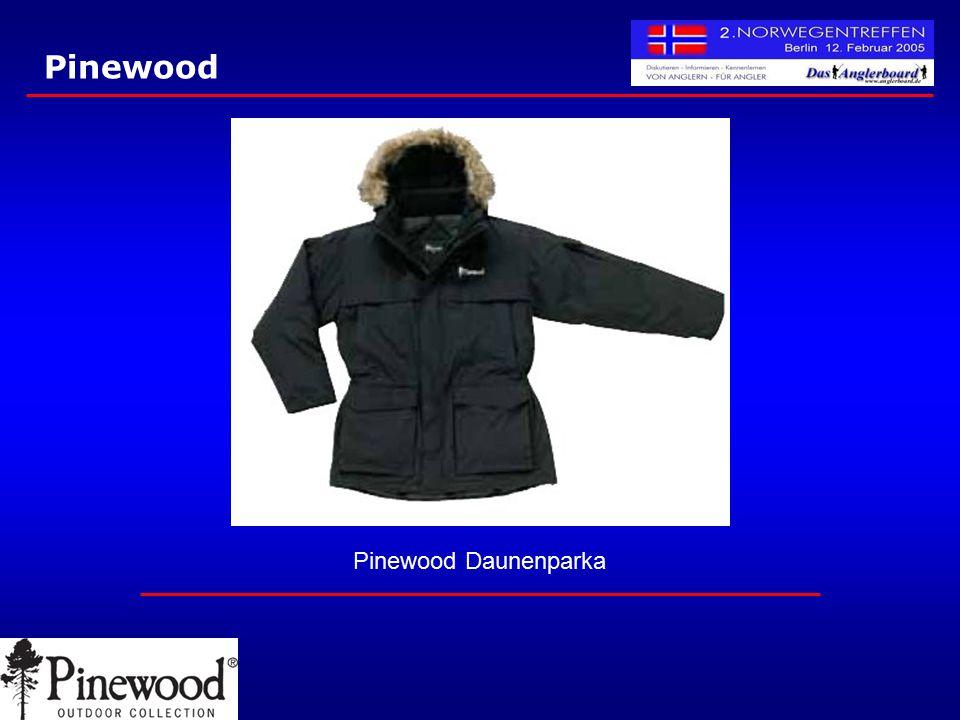 Pinewood Pinewood Daunenparka