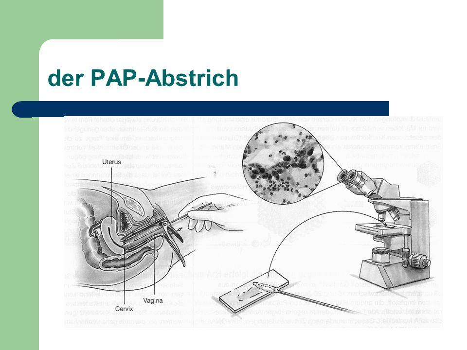 der PAP-Abstrich