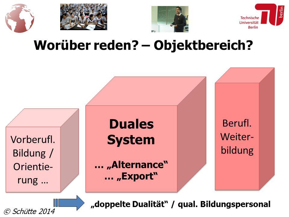 Vorberufl. Bildung / Orientie- rung … Vorberufl.