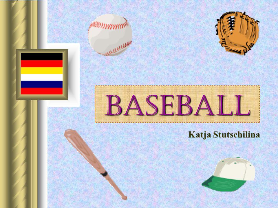 B BB Baseball Katja Stutschilina