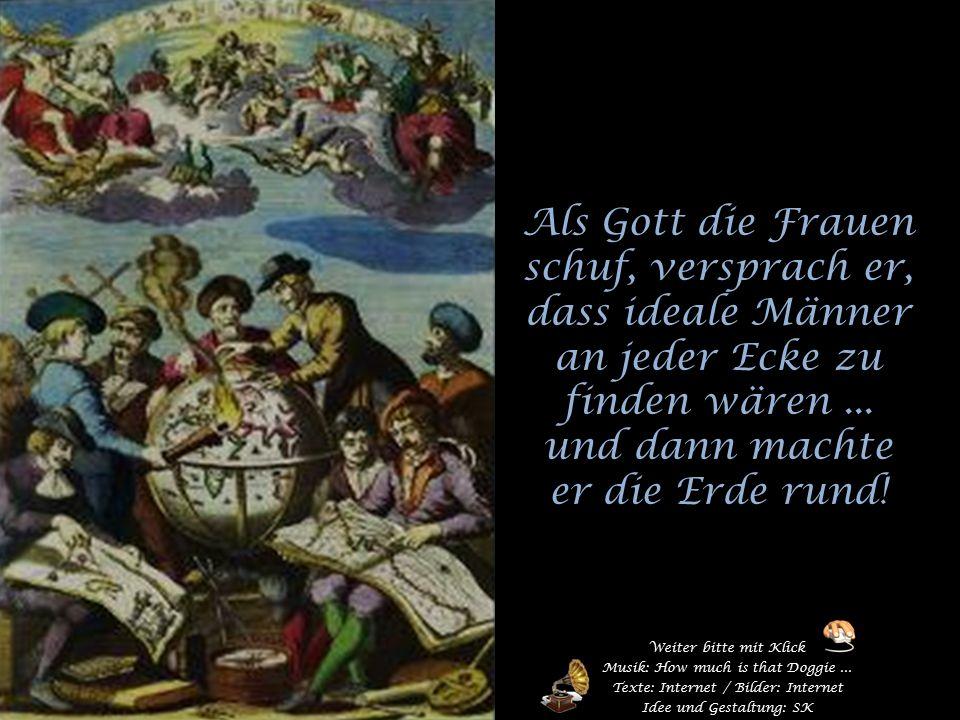 Weiter bitte mit Klick Musik: How much is that Doggie...