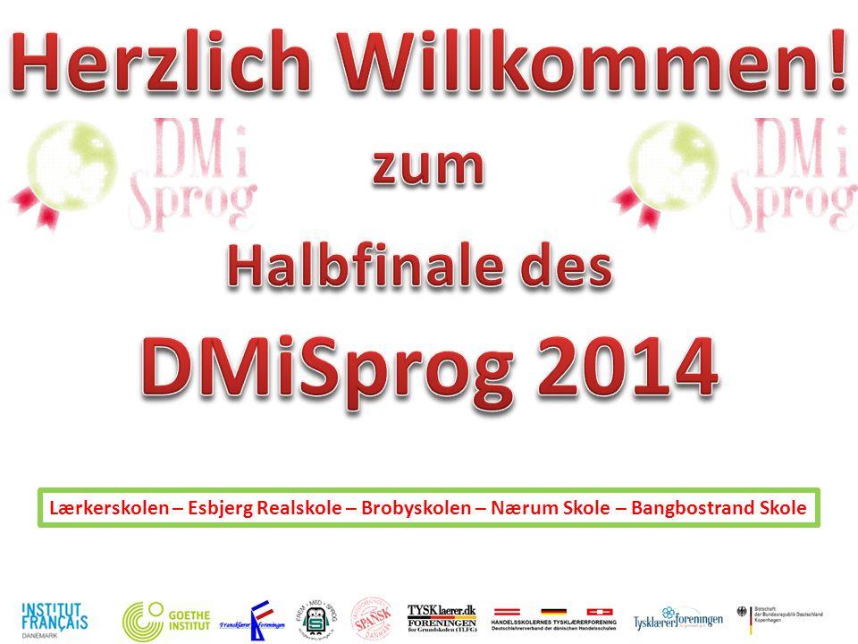 Folkeskole DMiSprog: Halbfinale: Satzpuzzle