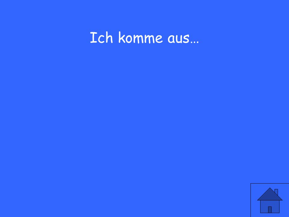 28 Answer the following in a full German sentence about yourself: Wo wohnst du?
