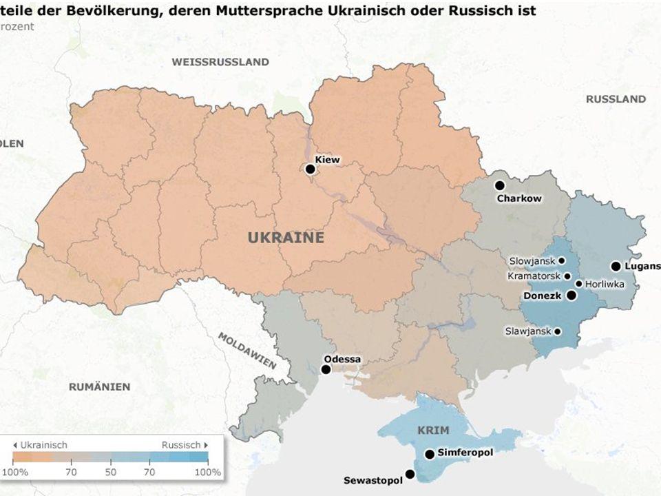 Krieg in der Ostukraine: Was hat Putin vor.