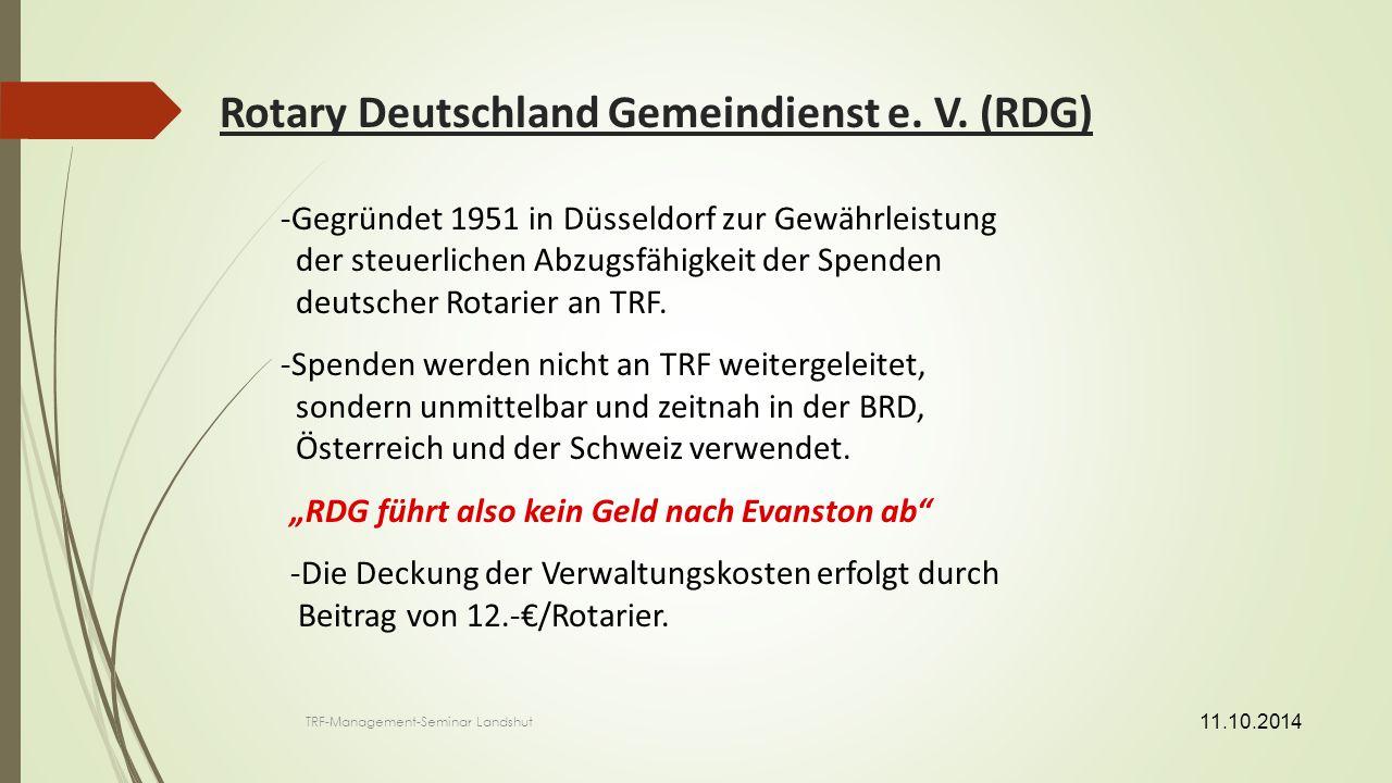 Rotary Deutschland Gemeindienst e. V.