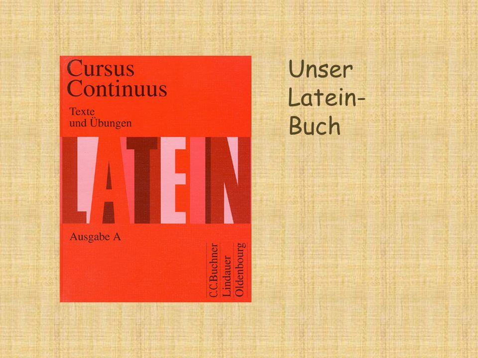 Unser Latein- Buch