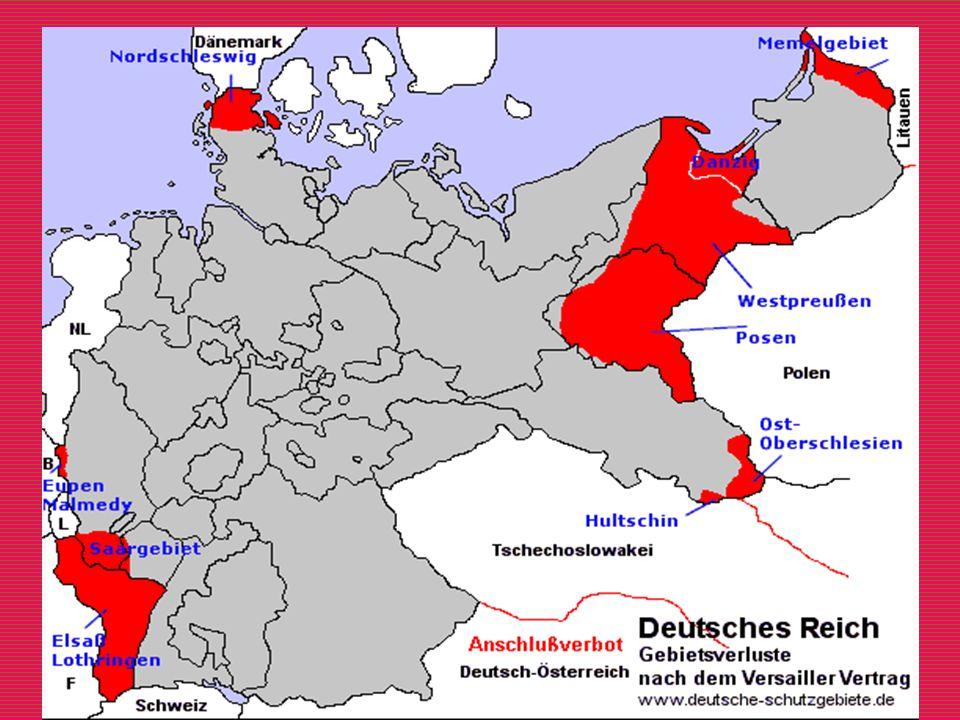 Erster Weltkrieg Frieden