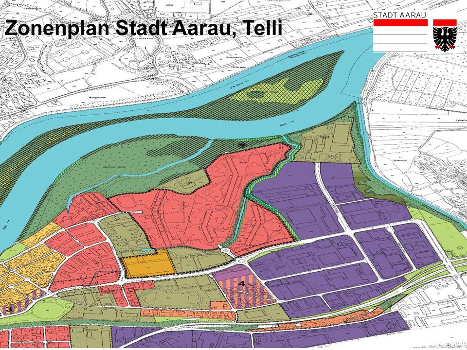 6 Zonenplan Stadt Aarau, Telli