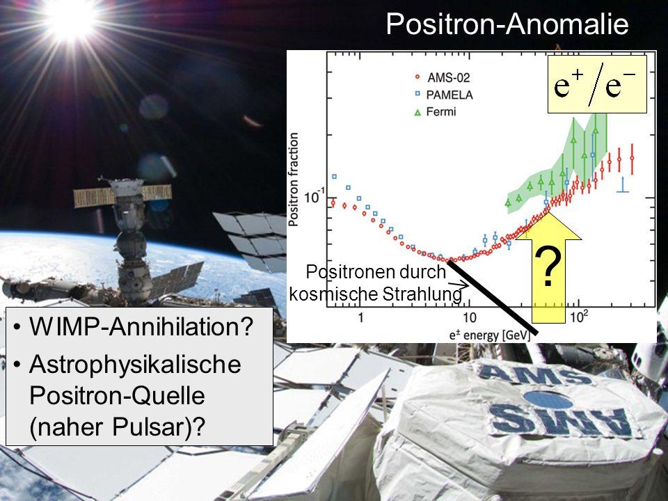 IceCube Neutrino -Detektor am Südpol