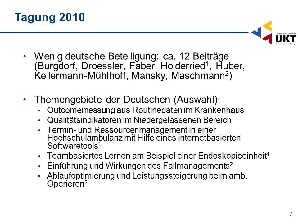 7 Wenig deutsche Beteiligung: ca.