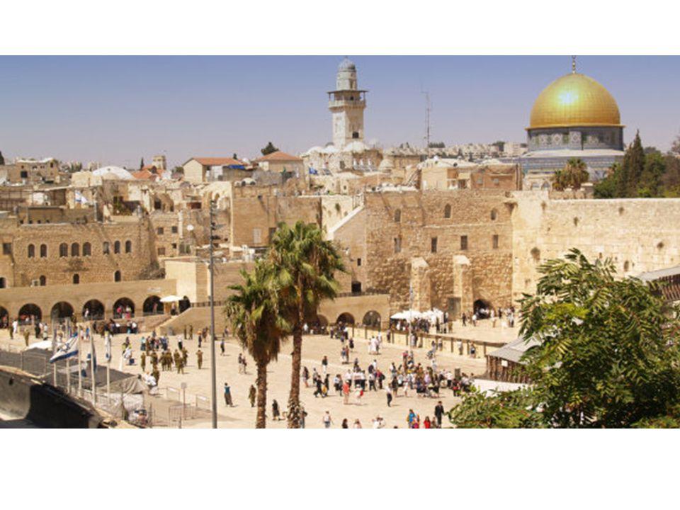 Israel – das heilige Land Gründungsjahr: 1948 Bevölkerung: 8 Millionen Hauptstadt: JerusalemJerusalem …ist ein Staat in Vorderasien an der Mittelmeerküste.