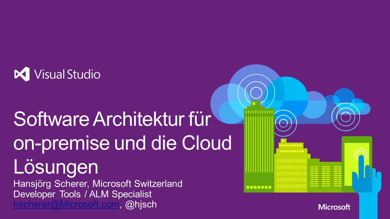 Modern Application Lifecycle und Prozesse Architektur Tooling Migration in die Cloud