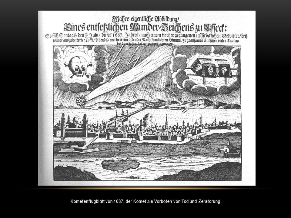 V. Heutige Kenntnisse über Kometen