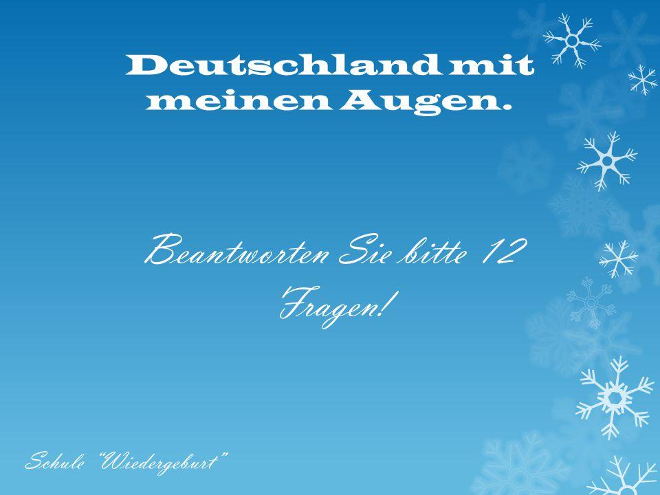 1.Ich bin ein kleiner Kerl aus Sachsen, und bringe Glück zum Jahreswechsel und zum Weihnachten.