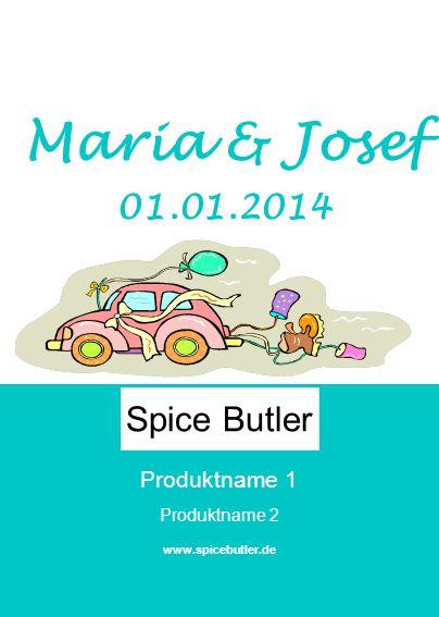 Produktname 1 Produktname 2 www.spicebutler.de Spice Butler Maria & Josef 01.01.2014