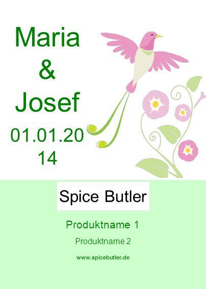 Maria & Josef 01.01.2014