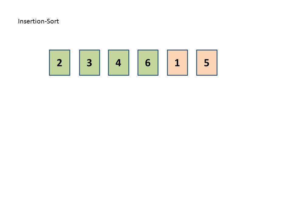 Insertion-Sort 134562