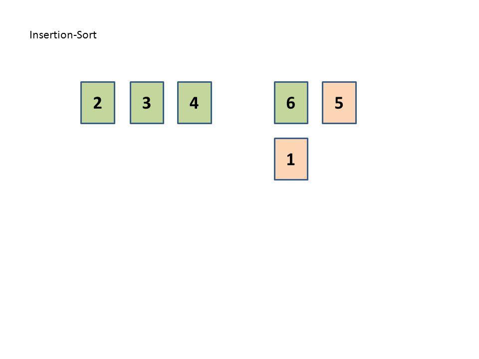 Insertion-Sort 1 34562