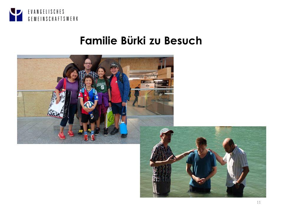 Familie Bürki zu Besuch 11