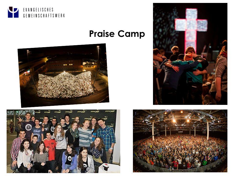 Praise Camp 15