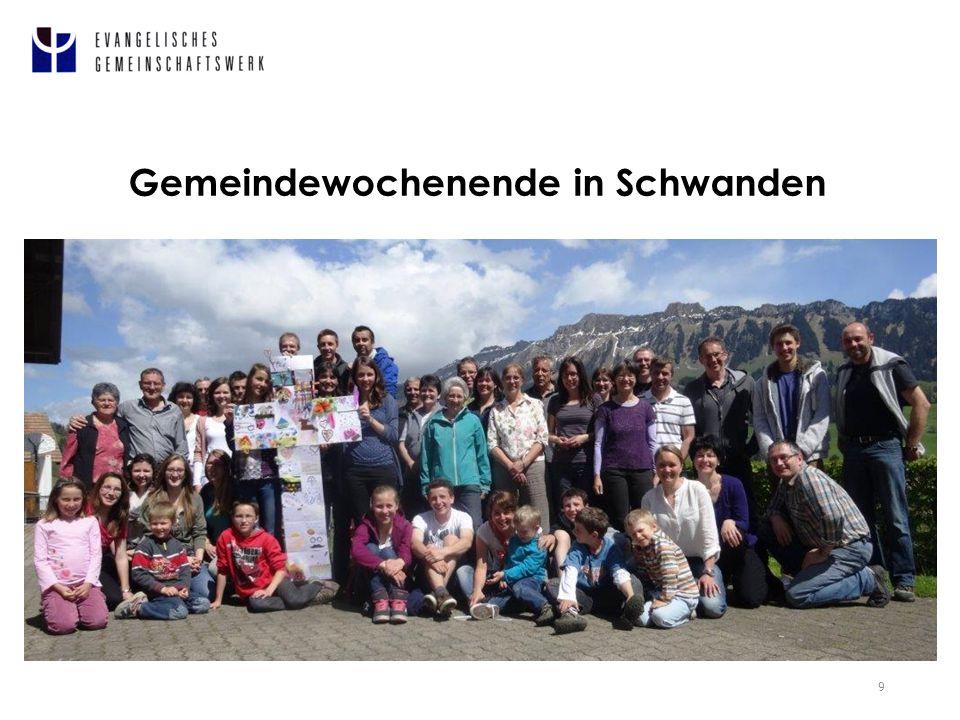 Gemeindewochenende in Schwanden 9