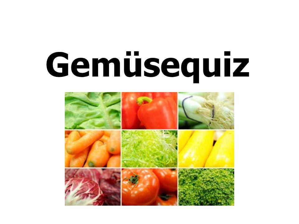 C. Hediger Lernziel: Ich kann 20 verschiedene Gemüse beim Namen nennen
