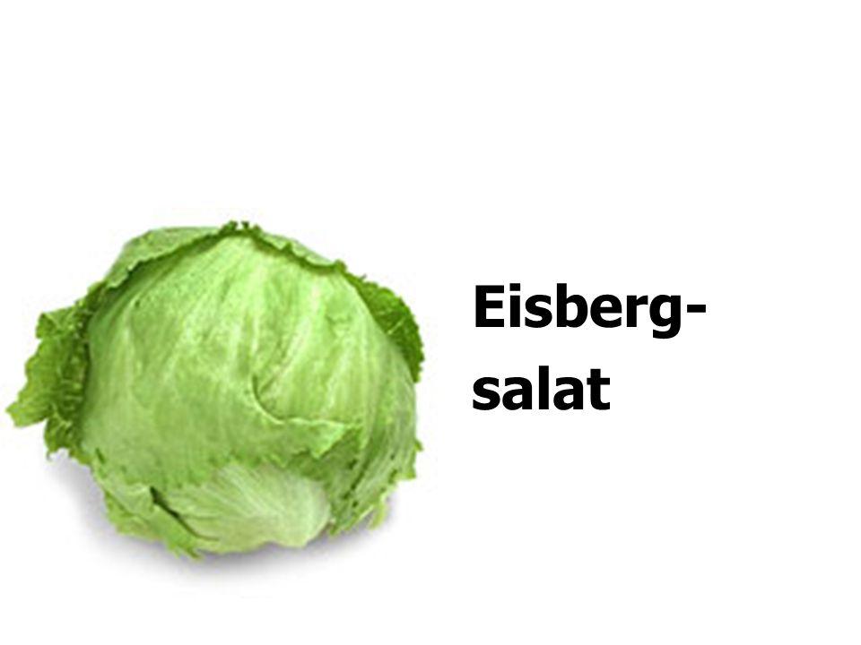 Eisberg- salat