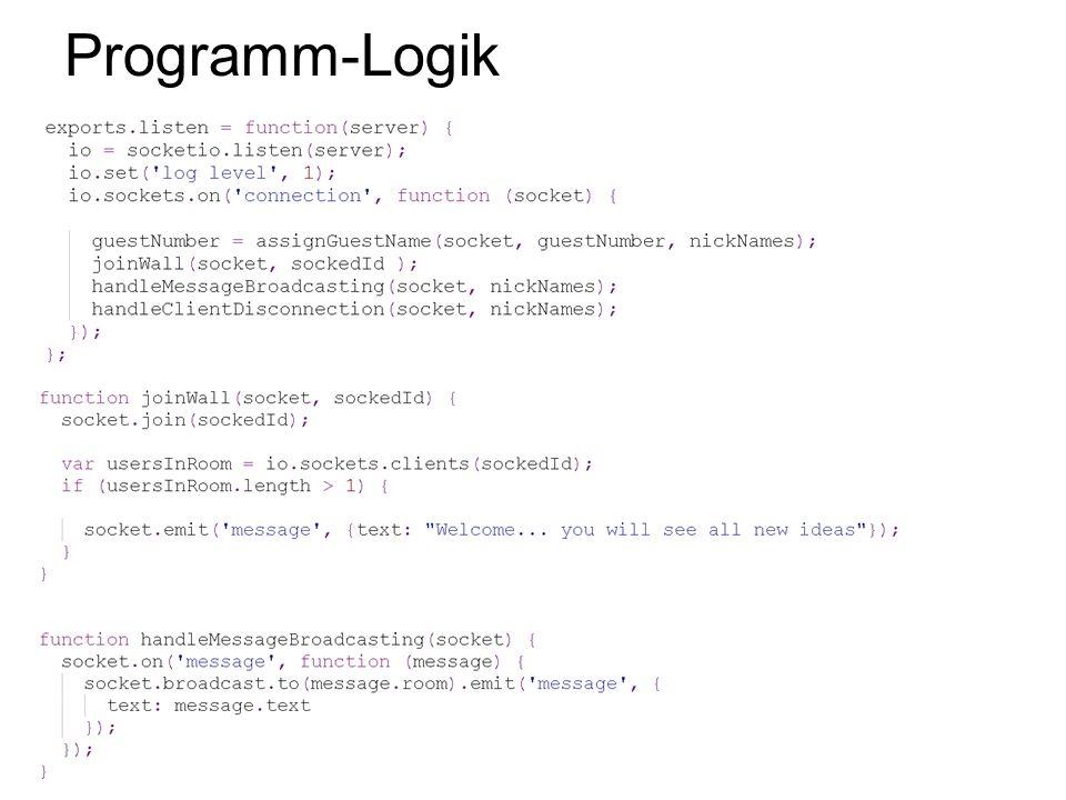 Programm-Logik