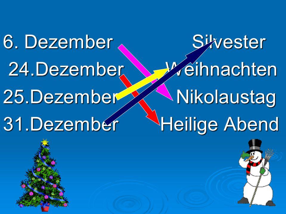 In DeutschlandIn Russland Weihnachtenfeiert man Weihnachten am 25. Dezembeer feiert man Weihnachten am 7. Januar Adventskran z haben die Familien eine