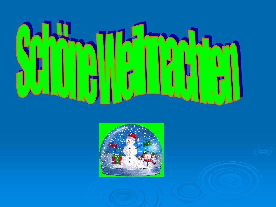 6. Dezember Silvester 24.Dezember Weihnachten 24.Dezember Weihnachten 25.Dezember Nikolaustag 31.Dezember Heilige Abend