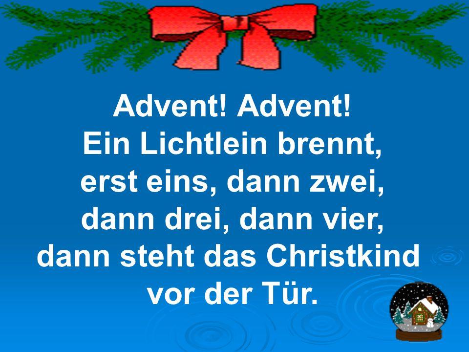 Advent.