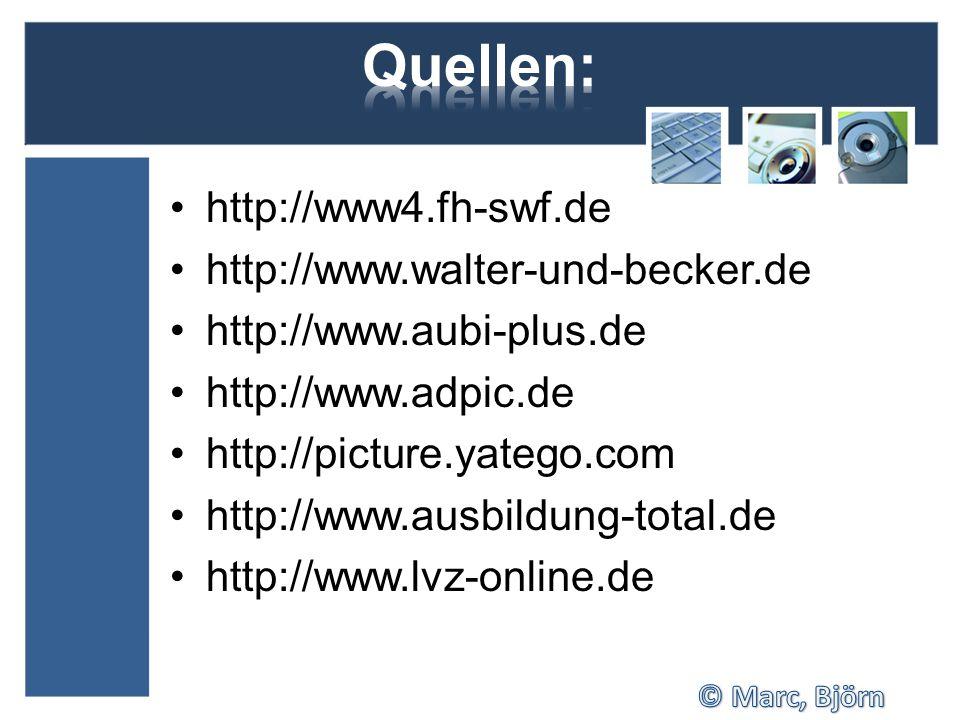 http://www4.fh-swf.de http://www.walter-und-becker.de http://www.aubi-plus.de http://www.adpic.de http://picture.yatego.com http://www.ausbildung-total.de http://www.lvz-online.de
