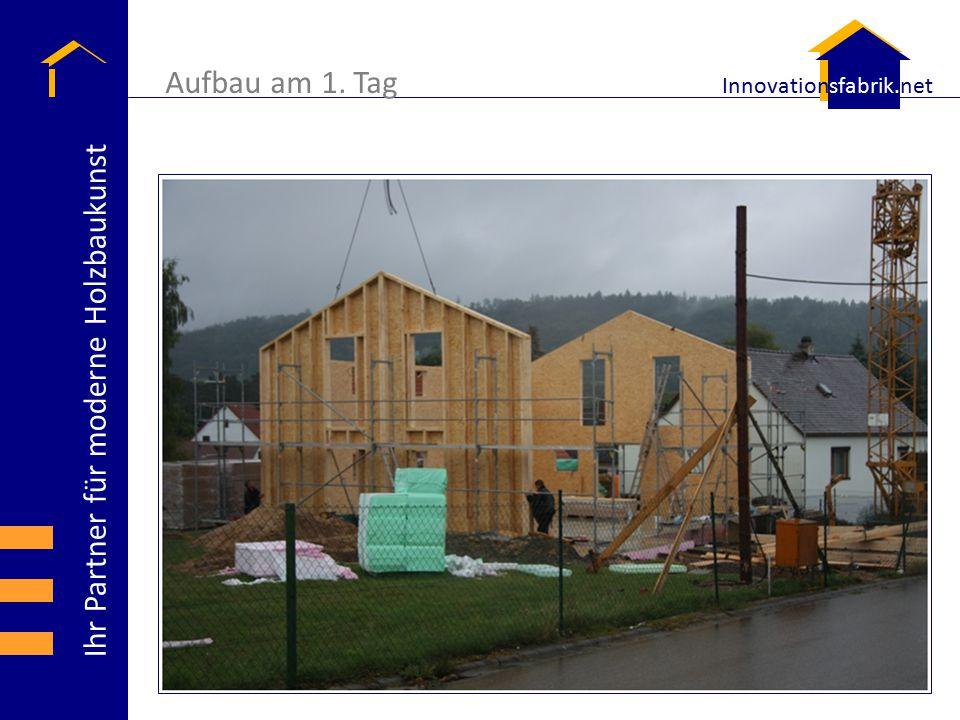 Ihr Partner für moderne Holzbaukunst Innovationsfabrik.net Sie haben ein Projekt.
