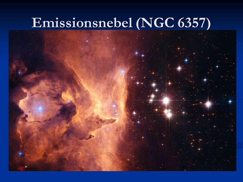 Emissionsnebel (NGC 6357)