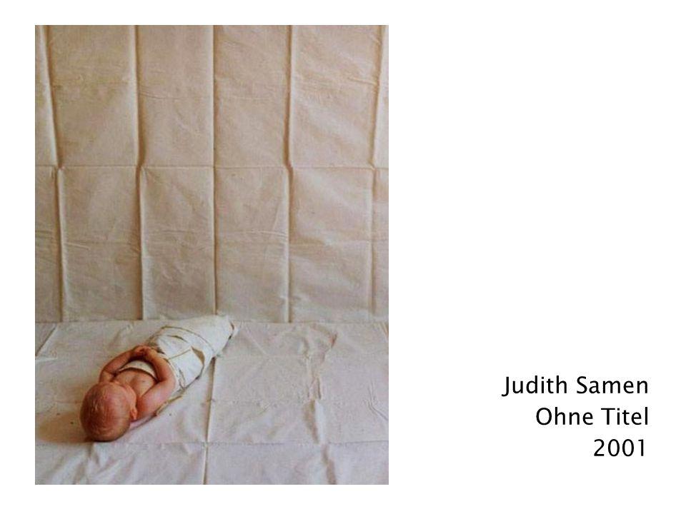 Judith Samen Ohne Titel 2001