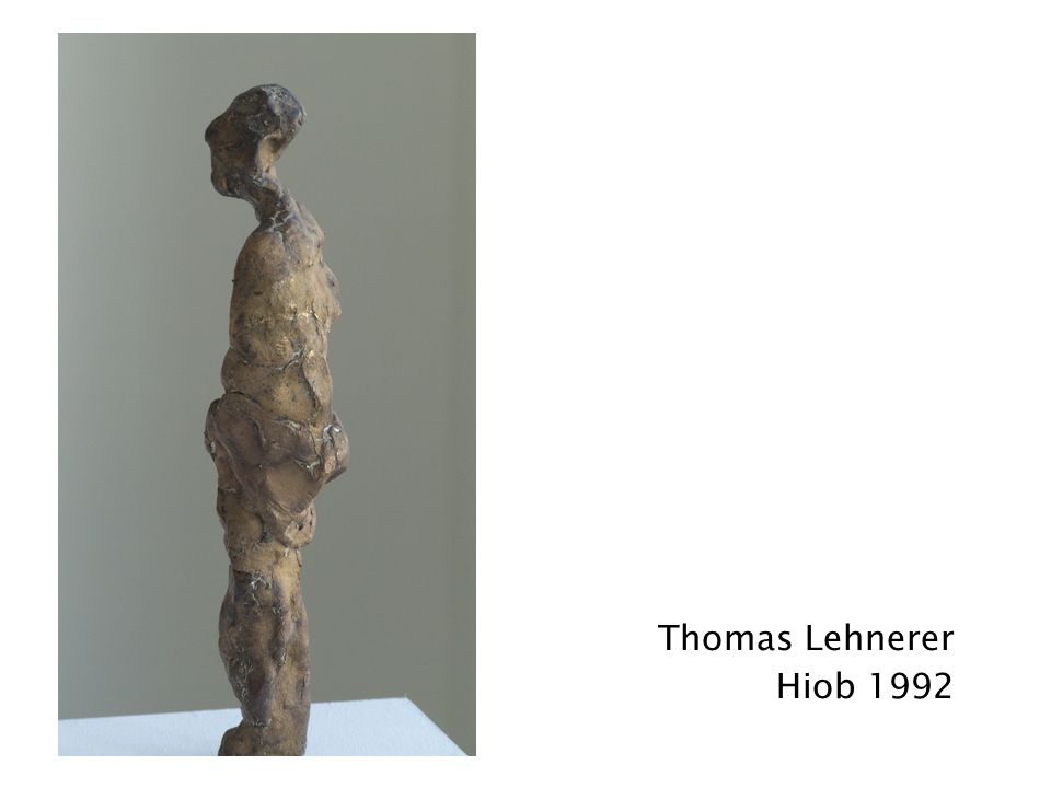 Thomas Lehnerer Hiob 1992