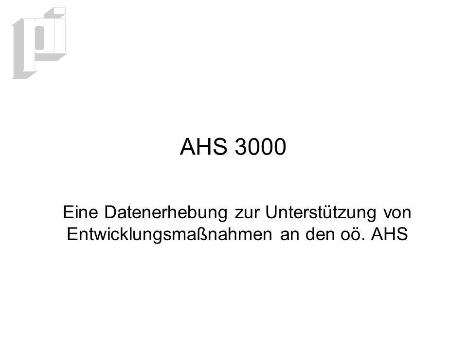 1.2.2006AHS 3000Seite 12 Was sagen die Betroffenen dazu.