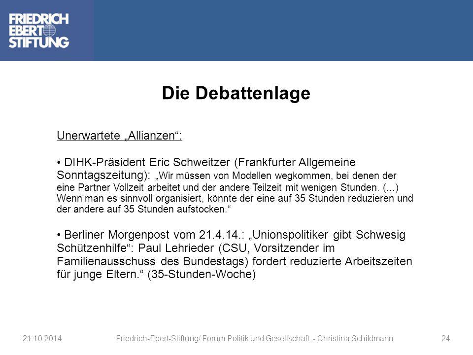 """Die Debattenlage Unerwartete """"Allianzen"""": DIHK-Präsident Eric Schweitzer (Frankfurter Allgemeine Sonntagszeitung): """"Wir müssen von Modellen wegkommen,"""