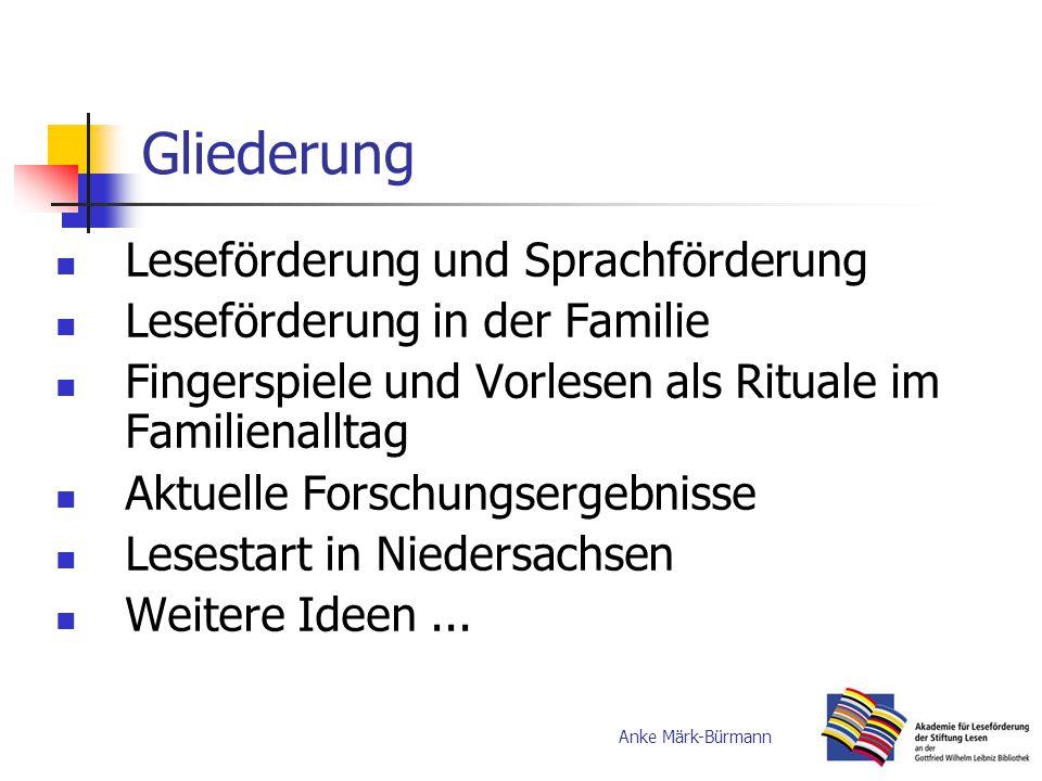 Lesestart in Niedersachsen Projekt der Büchereizentrale Niedersachsen in Zusammenarbeit mit den Öffentlichen Bibliotheken Kostenloses Lesestart-Paket bei der Vorsorgeuntersuchung U6 (Baby: 9 Monate) Verteilung durch Kinder- und Hausärzte Begleitveranstaltungen: Bücher-Baby-Gruppen