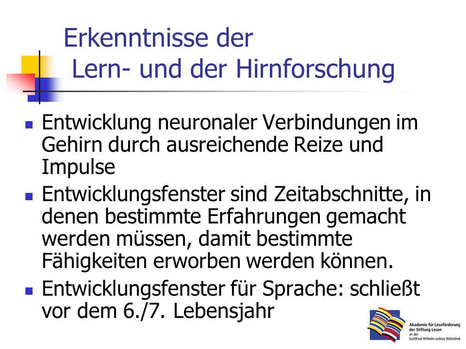 Internethinweise www.akademiefuerlesefoerderung.de www.stiftunglesen.de www.lesestart-niedersachsen.de www.lesestart.de www.leselatte.de www.bz-niedersachsen.de
