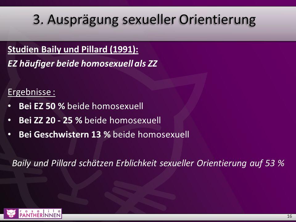 3.Ausprägung sexueller Orientierung Studie von Mustanski et al.