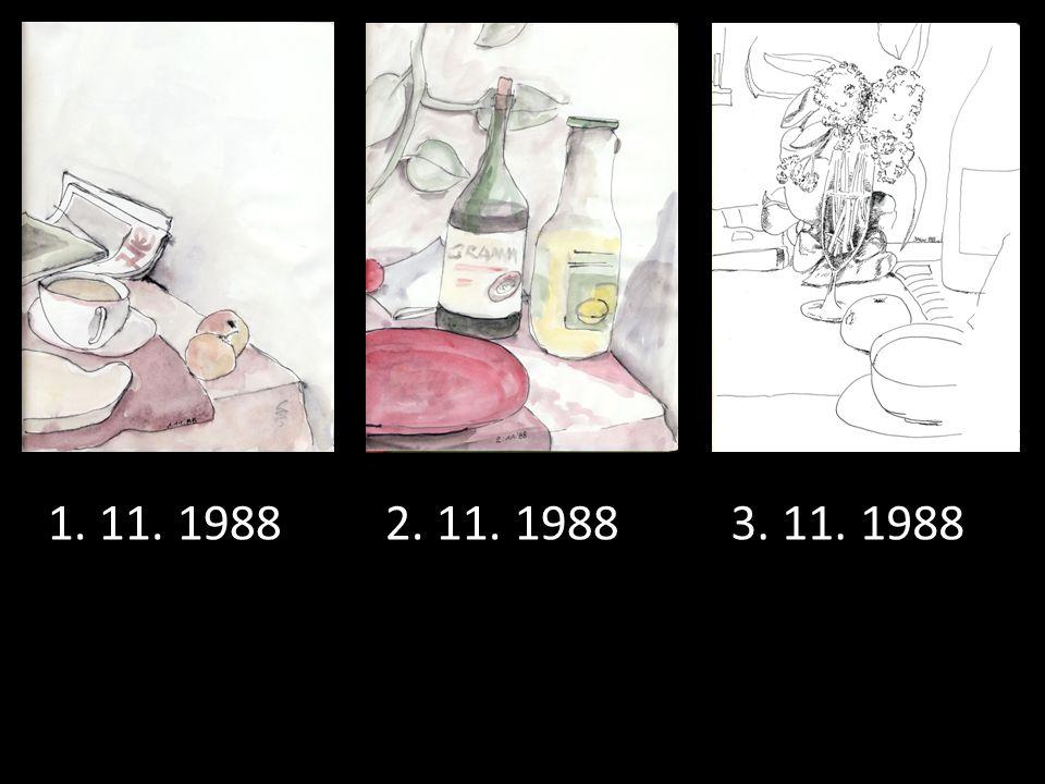 1. 11. 19882. 11. 19883. 11. 1988