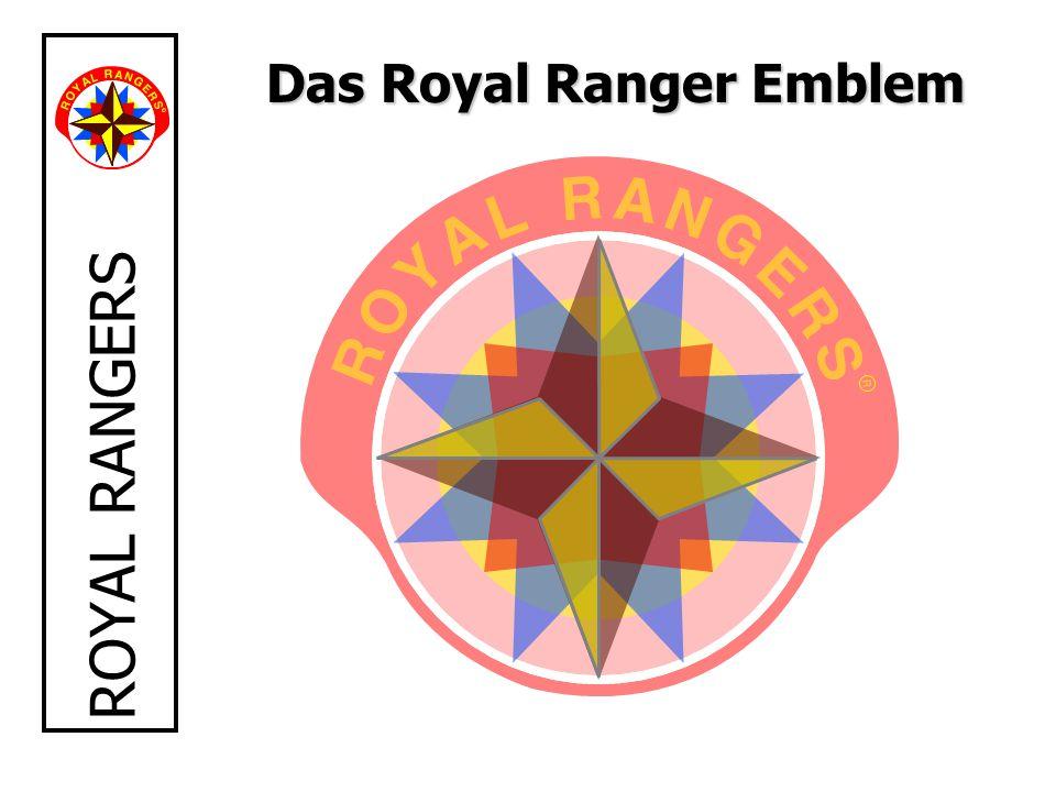 ROYAL RANGERS Das Royal Ranger Emblem