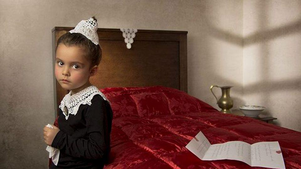 Kinder rechnen nicht mit der Zeit. Daher ihre ihre langen und gründlichen Beobachtungen.'' Jakob Boßhart