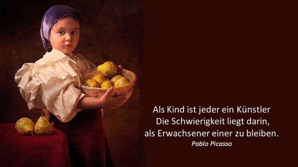 Die Kinder kennen weder Vergangenheit, noch Zukunft, und was uns Erwachsenen kaum passieren kann, sie genießen die Gegenwart.