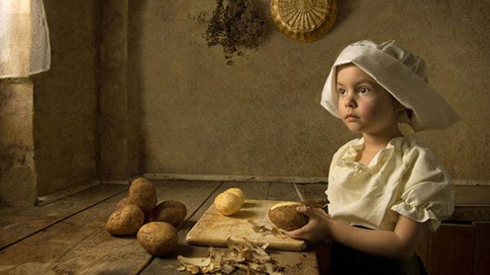 Als Kind ist jeder ein Künstler Die Schwierigkeit liegt darin, als Erwachsener einer zu bleiben. Pablo Picasso