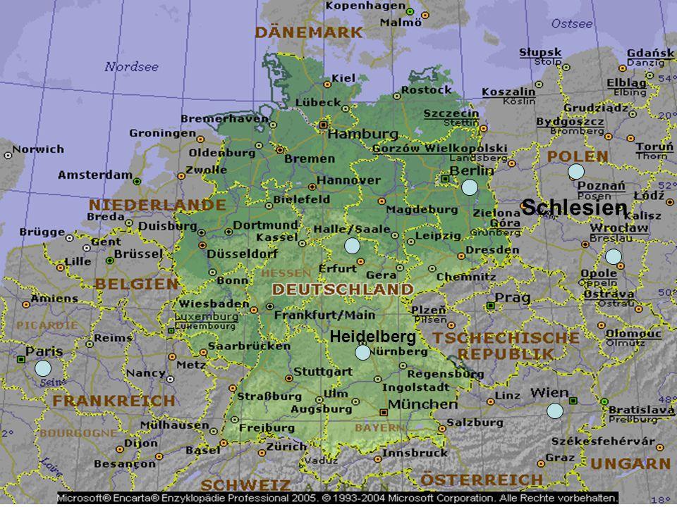 Heidelberg Schlesien