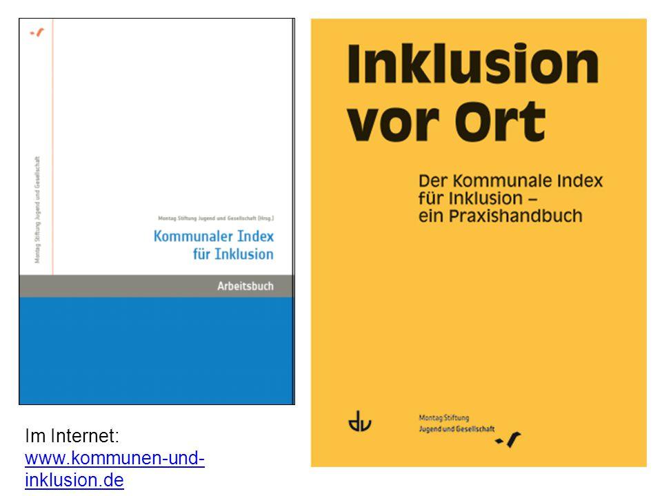 Im Internet: www.kommunen-und- inklusion.de