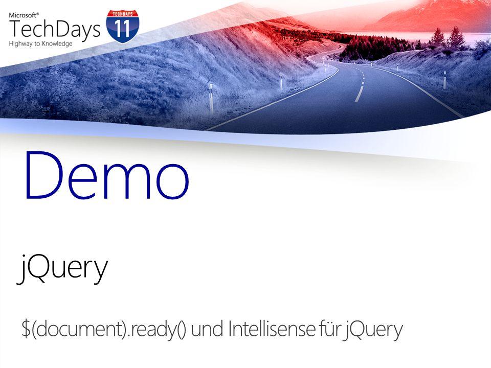 jQuery Demo